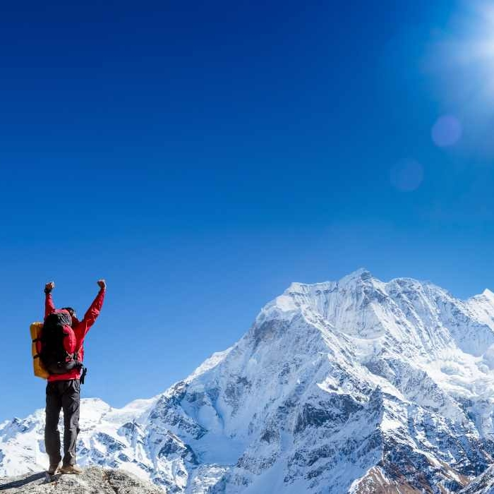 OUR EPIC EVEREST EXPEDITION - WHOAx 2018: Everest Base Camp