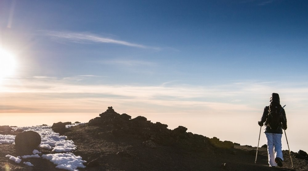 STAND ON THE ROOF OF AFRICA - KILIMANJARO ADVENTURE