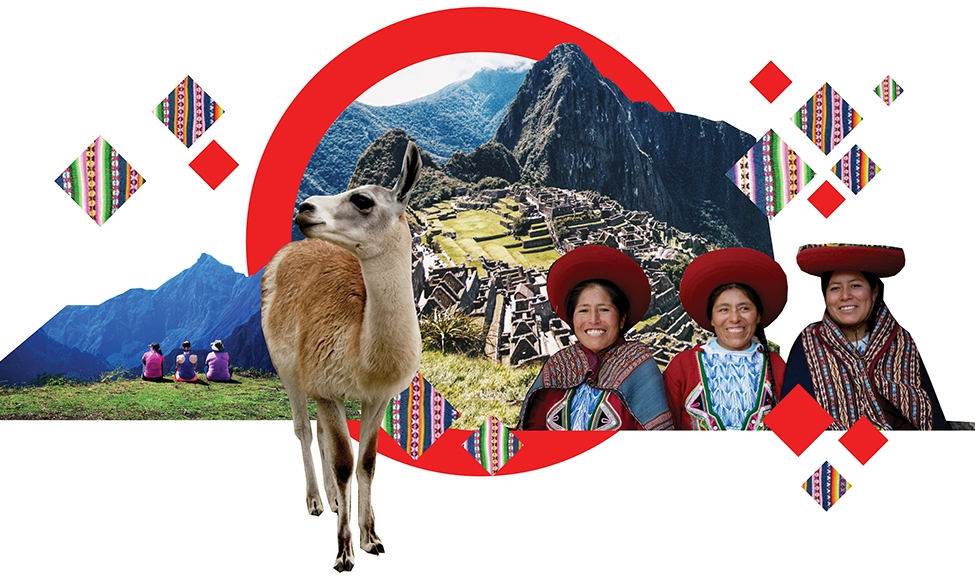 ALPACA YOUR BAGS - Explore Peru + Machu Picchu