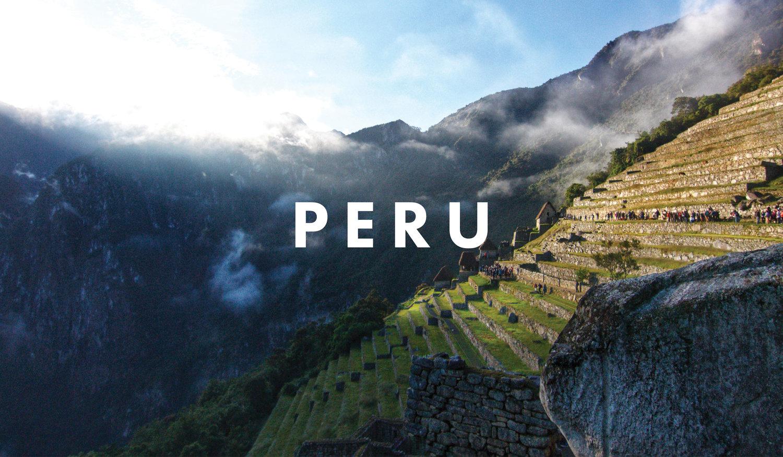 peru machu picchu whoa travel