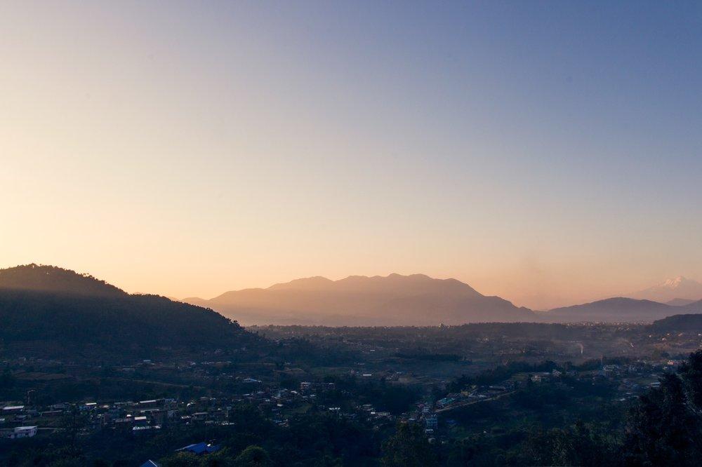 DAY 14-15:NAMASTE,CIVILIZATION - LUKLA to KATHMANDUElevation: 2,800 - 1,400 m