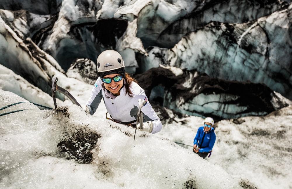 DAY 5:ICE, ICE BABY - SÓLHEIMAÖKULL