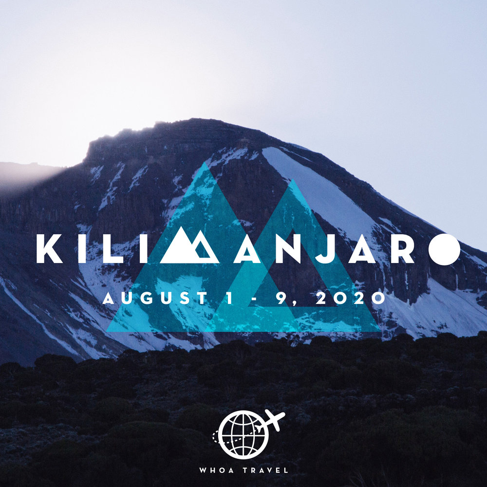 AUG 1 - 9 - 2020Kick it with other kickass women on Kilimanjaro this August