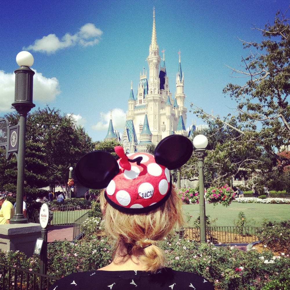 Magic Kingdom / October 2013 / Happiest Place on Earth