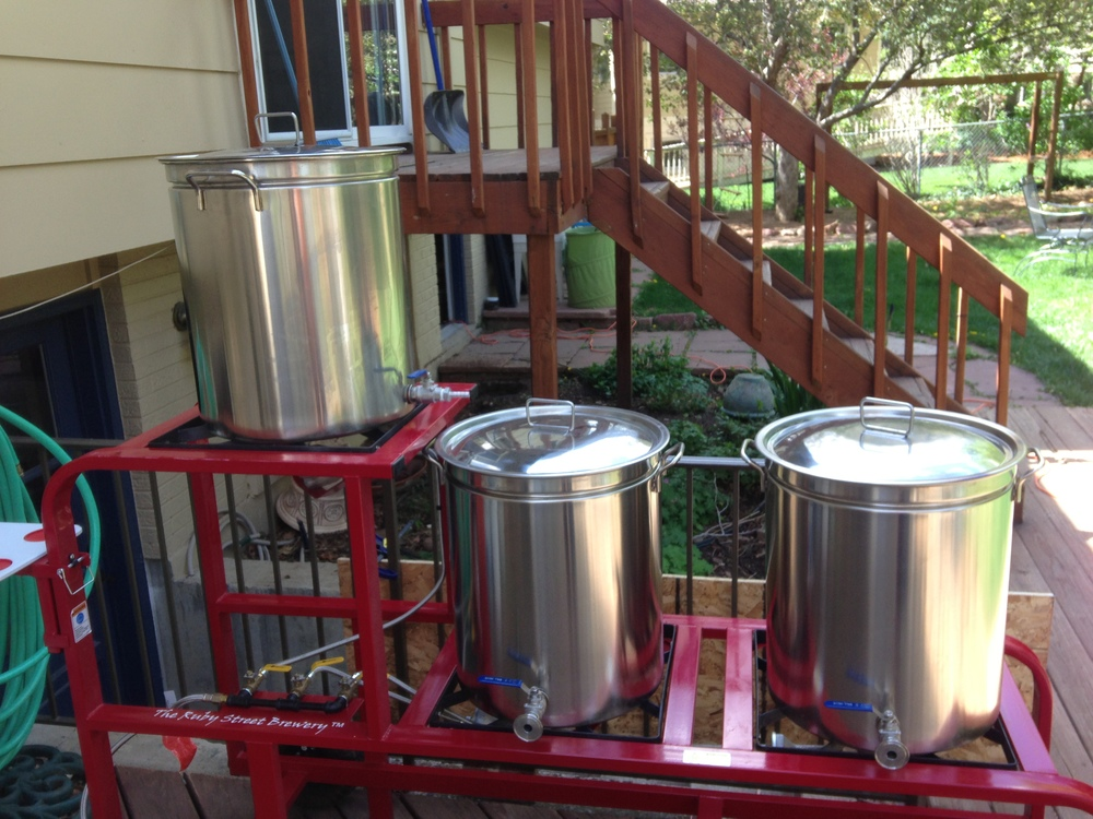 Ruby Street Brew Kit