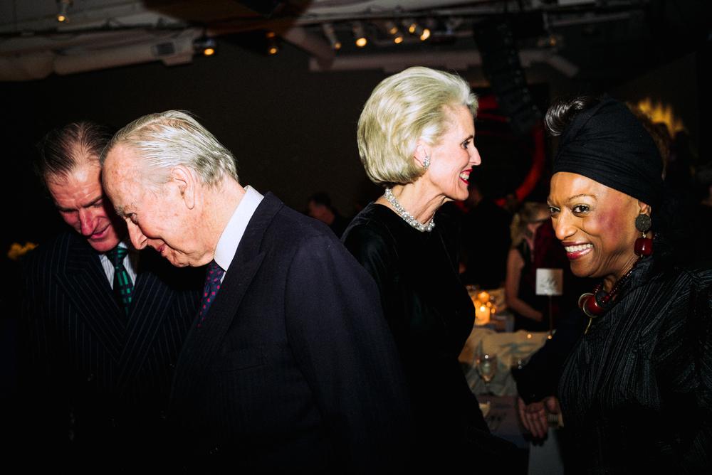 Samuel Peabody, Elizabeth Peabody, and Jessye Norman