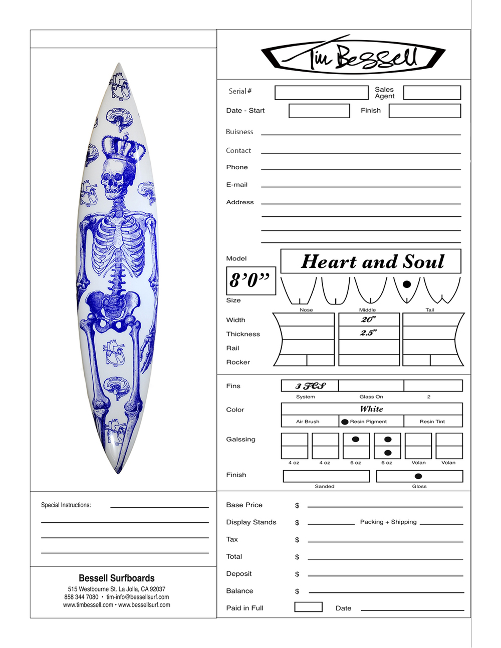 "Click Here For ""Heart And Soul"" Order Form"