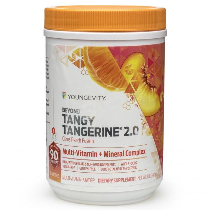 Beyond Tangy Tangerine