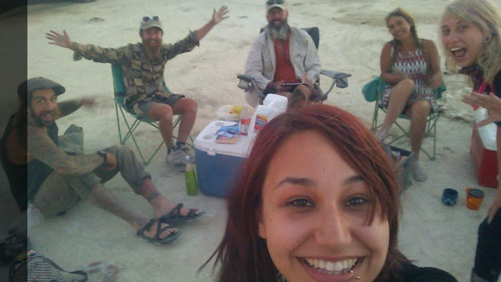 Look at these people! They were certainly a huge part of our Burning Man experience, and I'm glad we camped near 'em!