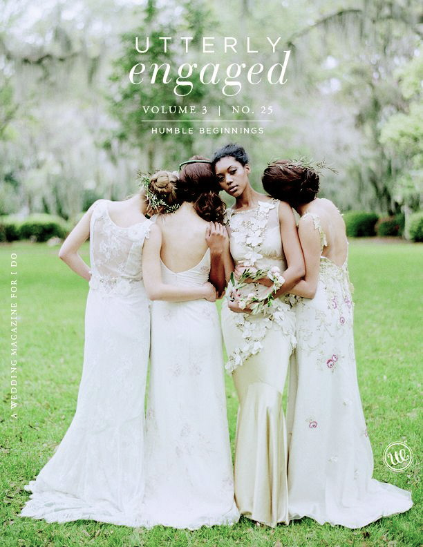Utterly Engaged // Vol 3 No 25 - Elizabeth Messina
