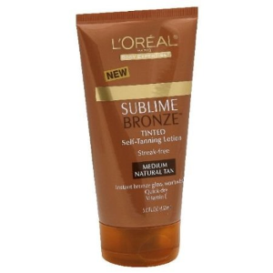 loreal sunless tanner sublime bronze.jpg