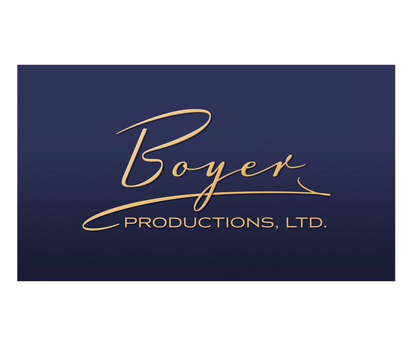 Logo for a film producer