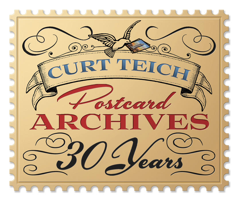 Logo for the 30th anniversary of the archive