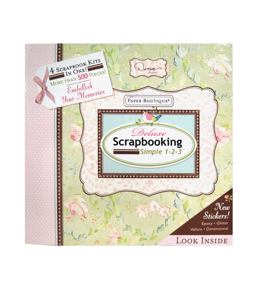 Dena Designs Scrapbooking Kit