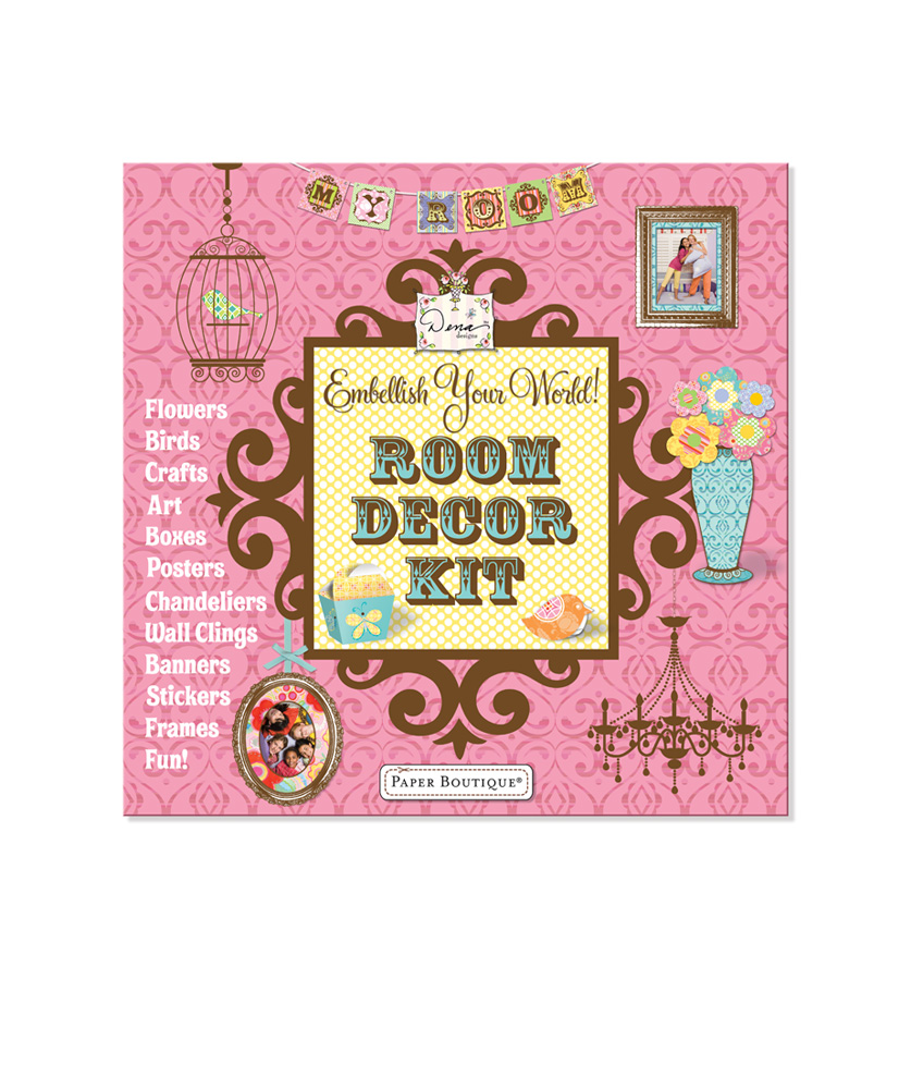 dena designs room decor kit