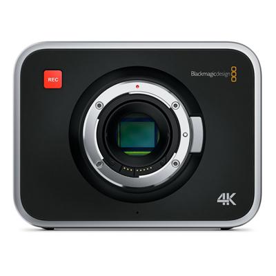 Blackmagic Production Camera 4K (À venir) - Body - Batterie externe - Disque SSD 512Gb et lecteur 300$/350$/850$