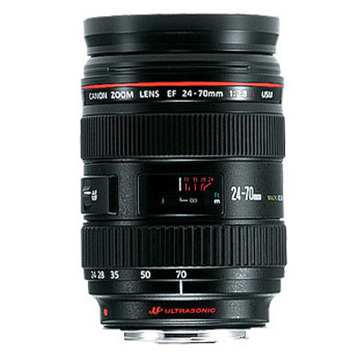 Canon EF 24-70mm f2.8 30$/35$/90$