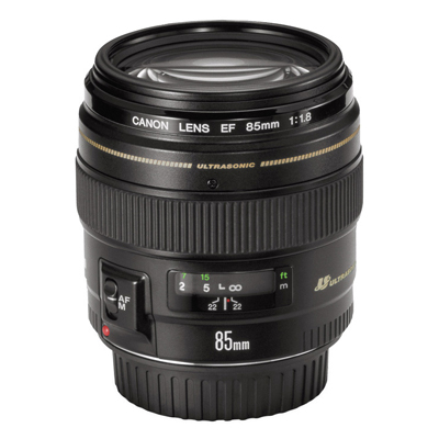 Canon EF 85mm f1.8 15$/20$/50$