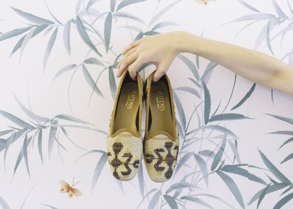 shop Classic Kilim Loafer