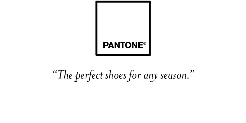 Pantone - Artemis Design Co. kilim shoes
