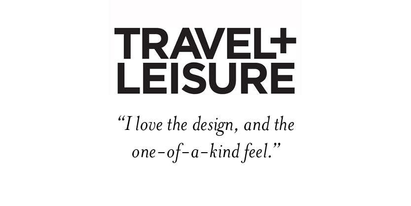 Travel and Leisure - Artemis Design Co.