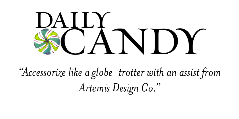 The Daily Candy - Artemis Design Co.