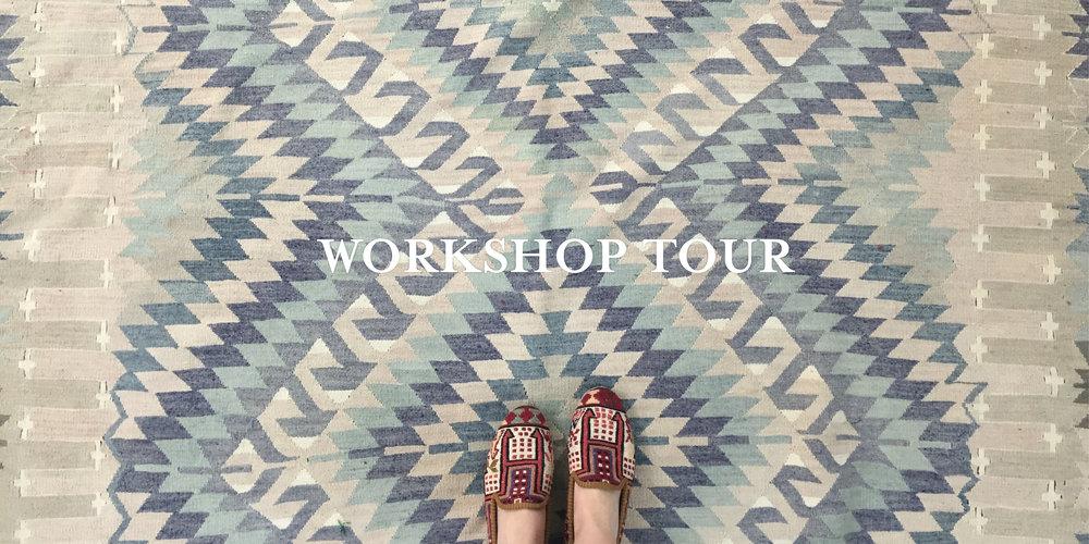 Artemis Design Co. Workshop Tour