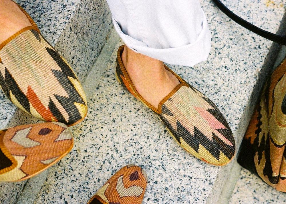 Men's Kilim Loafer