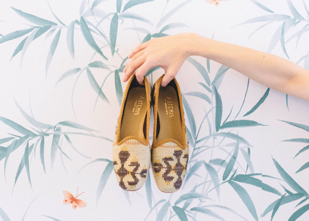 Classic Kilim Loafer