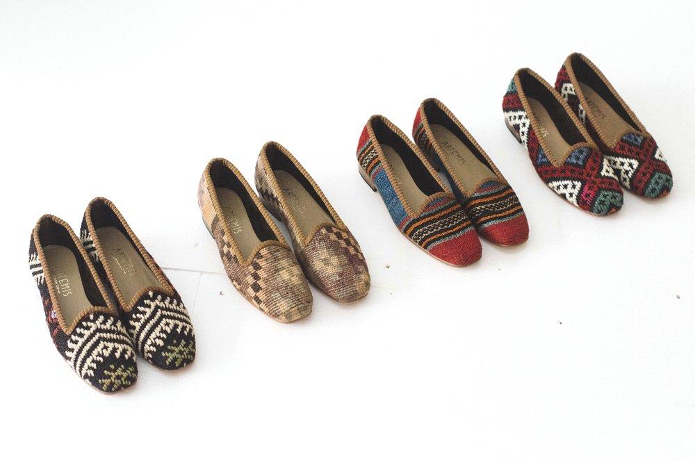 shop  women's Classic Kilim Loafers