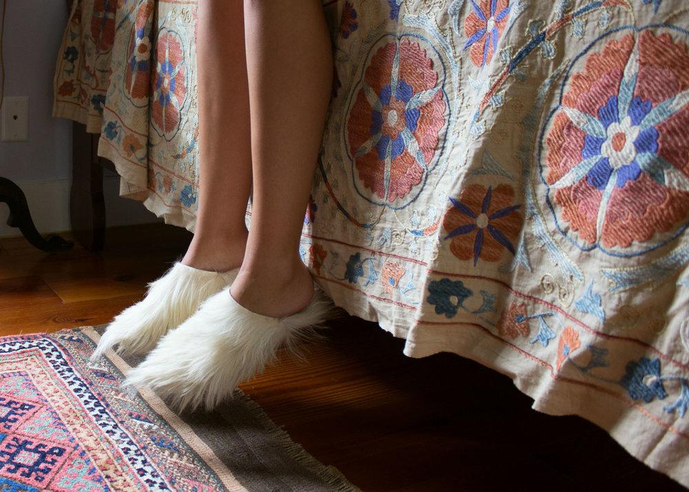 Women S Kilim Shoes Size 39 Us 9 9 1 2 Artemis Design Co