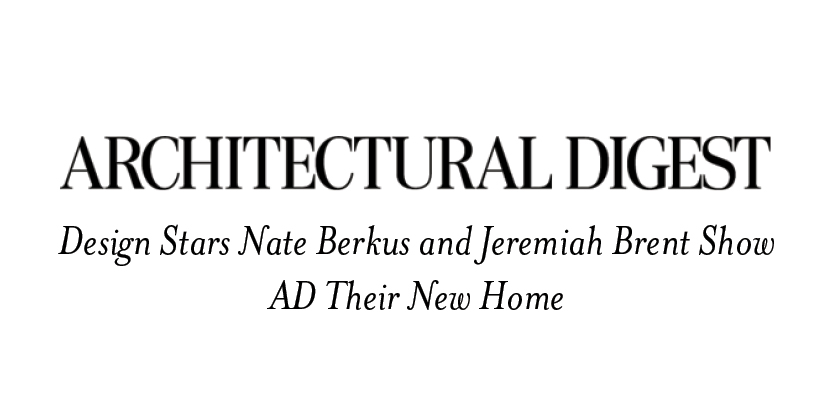 Architectural Digest Artemis Design Co.