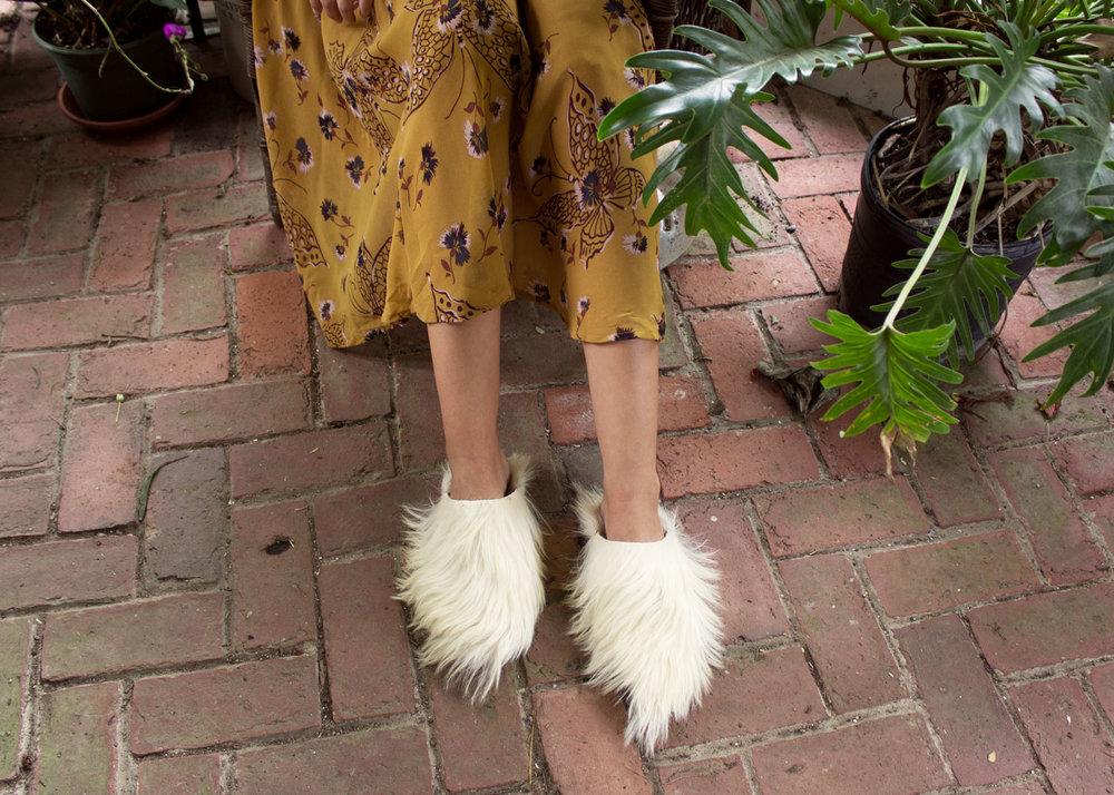 Furry Babouche