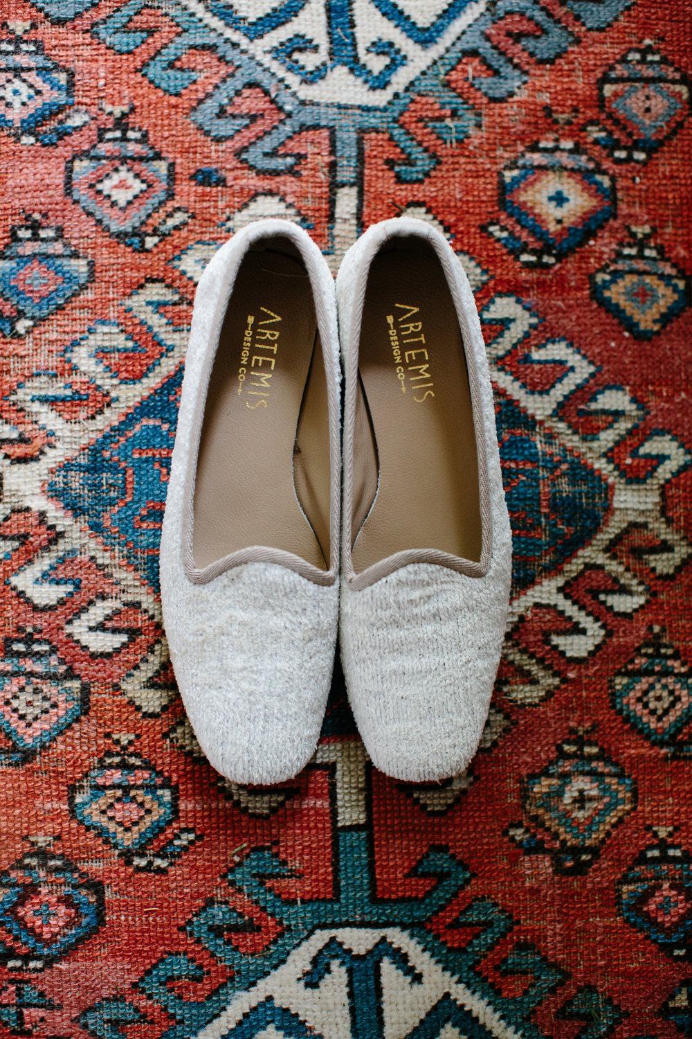 Our Pearl Velvet Loafers and Slippers are now available in our Wedding Shop.
