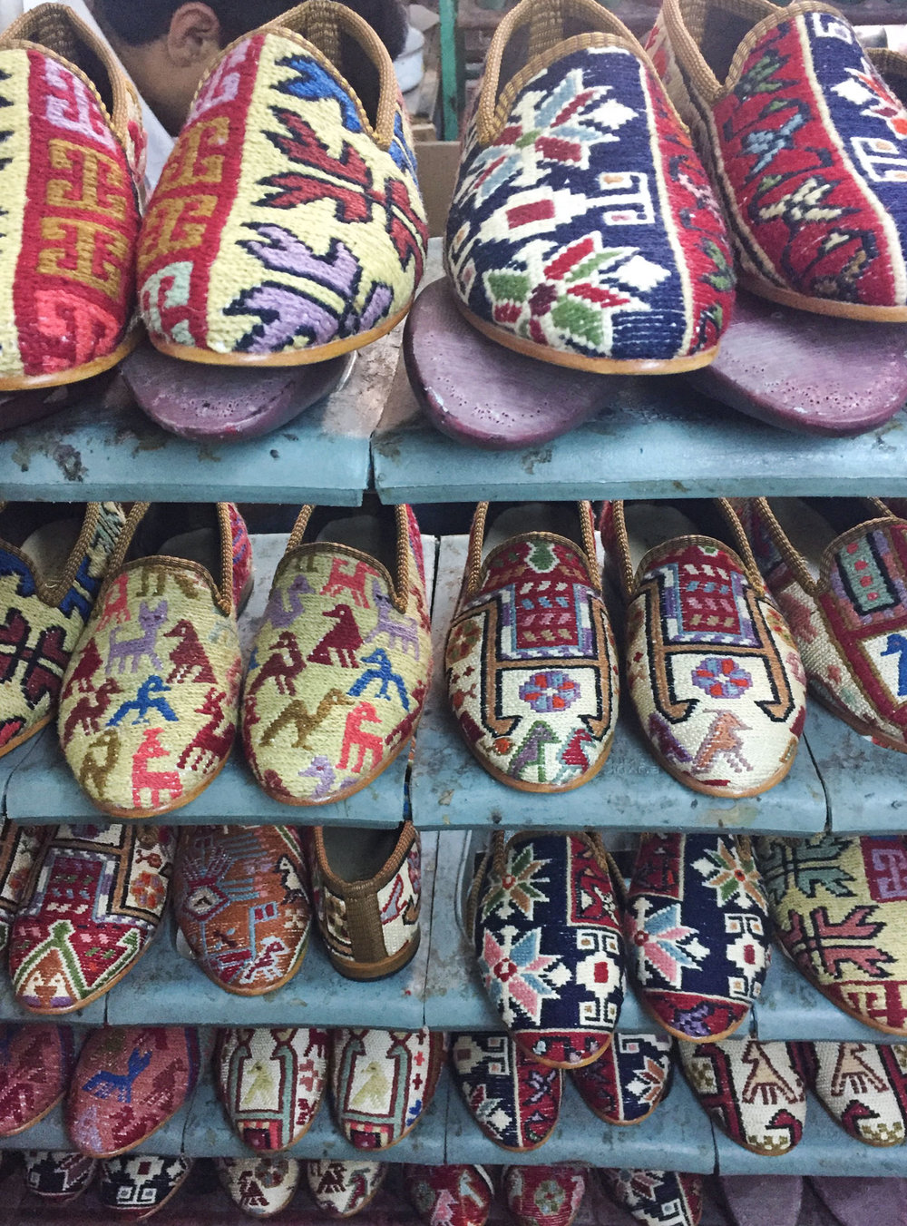 Kilim shoes, carpet shoes, rug shoes, loafers, smokings shoes, turkey shoes, kilims, turkey, istanbul