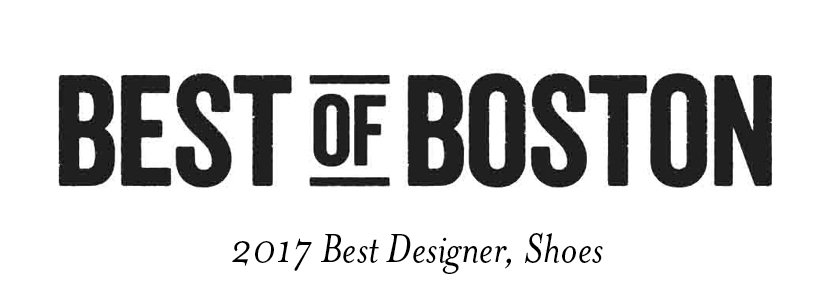 Award for best of boston, for Shoes,
