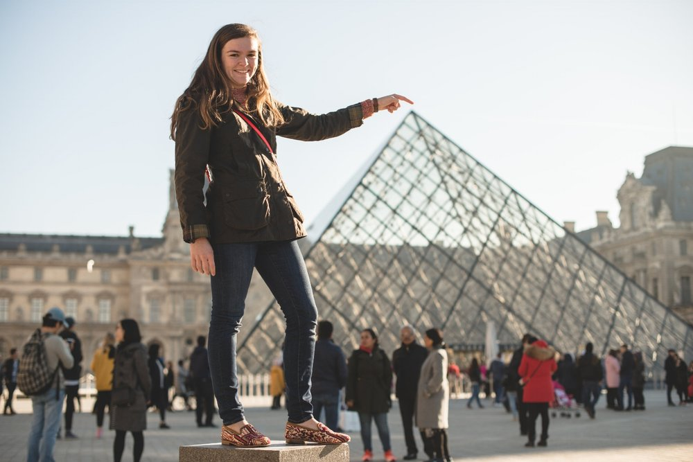Holly Doyle  Paris