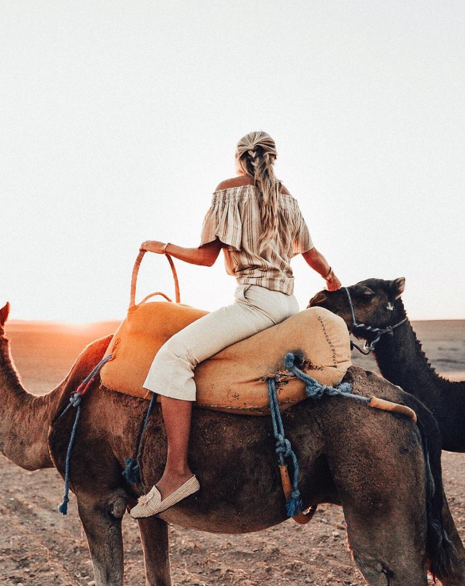 Anna Lisa  Morocco
