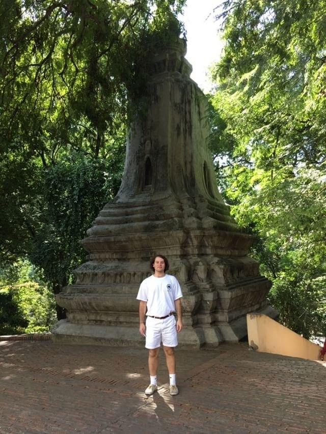 Henry Rosenberg  Cambodia