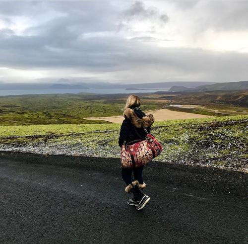 Ashley Novak Rodriguez  Iceland