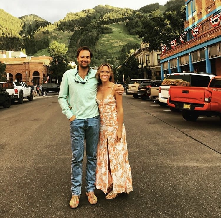 Nick Mannella & Marlaina Foye  Aspen, CO