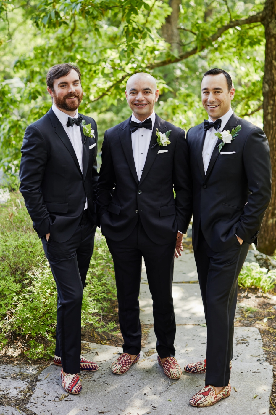 Charlie, Jon & Zach