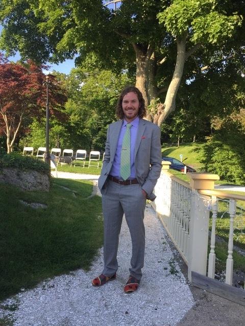 Tom Barrett  Squantum Association, RI
