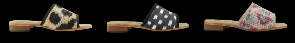 Velvet Shoe Collection