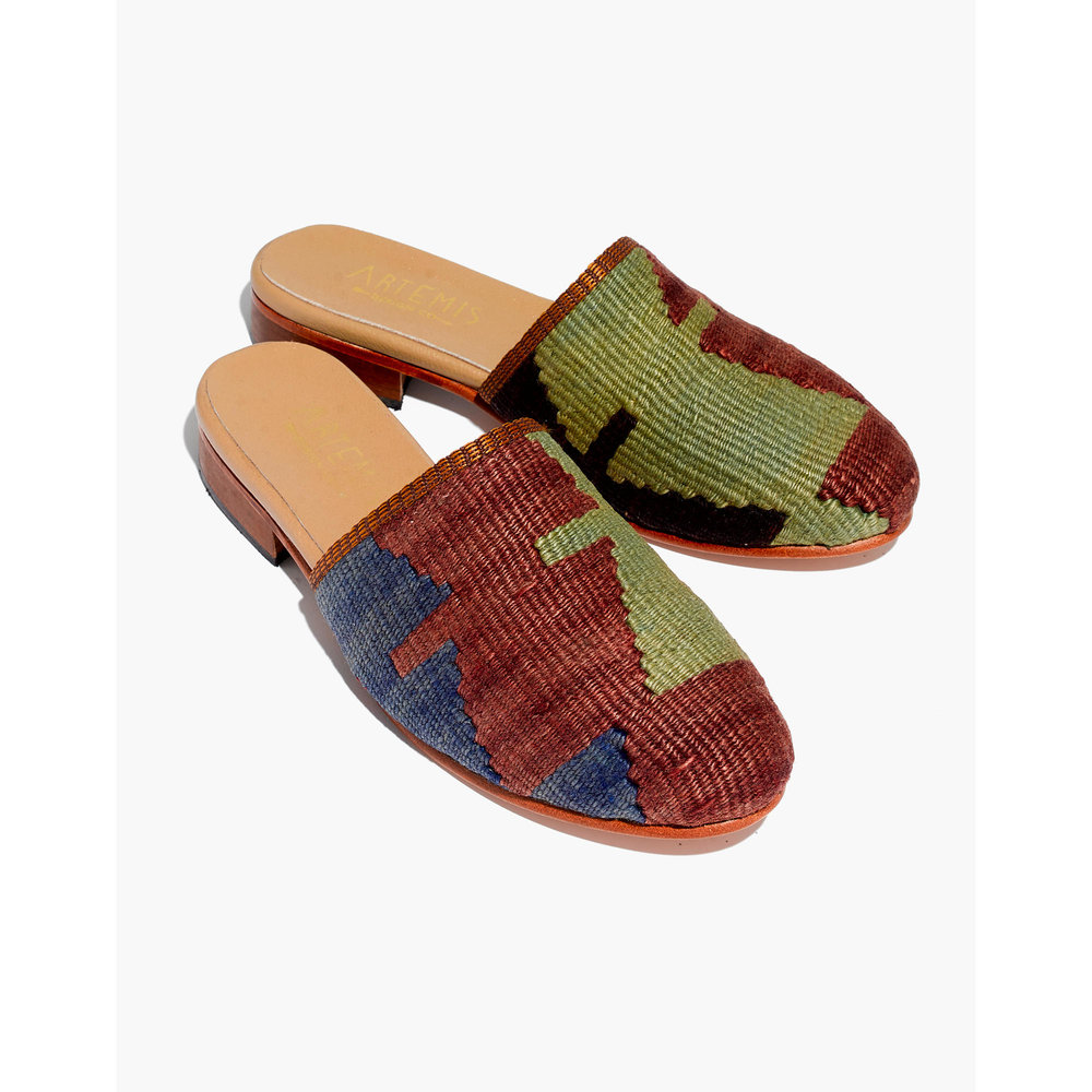 Kilim Shoes for Madewell