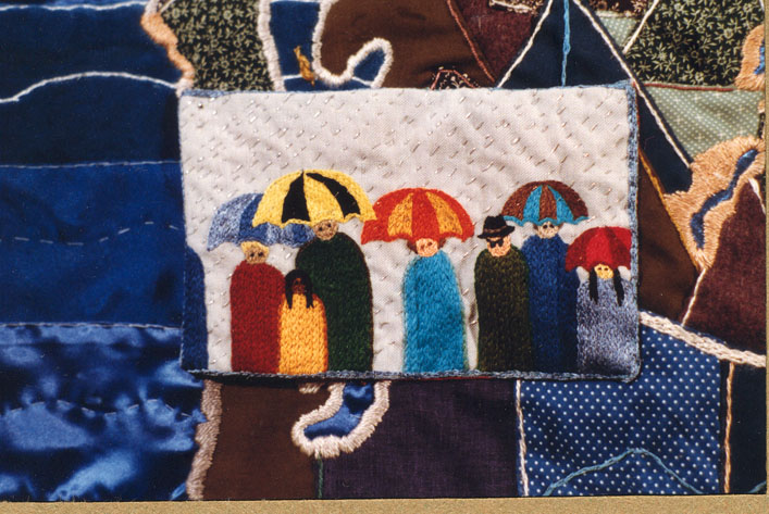 The magic quilt 1983