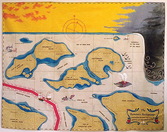 The Romantic Archipelago
