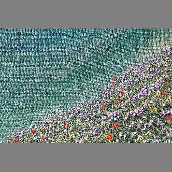 Mt Thurston: Blooming