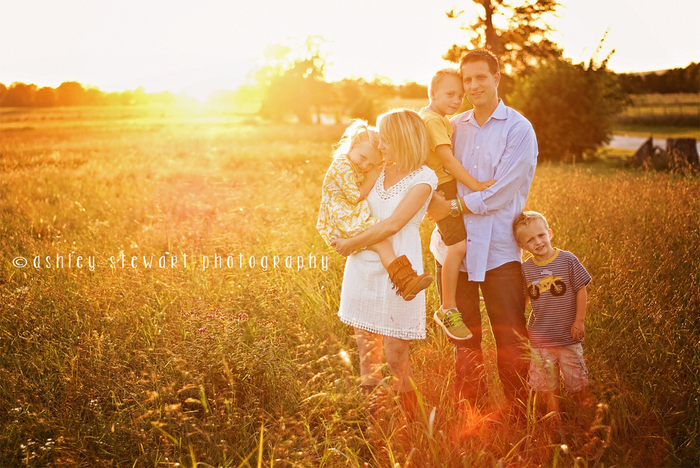 Ashley Stewart Photography Family Photography