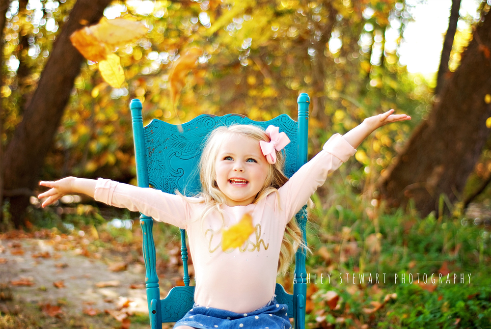 Ashley Stewart Photography Fall Sessions